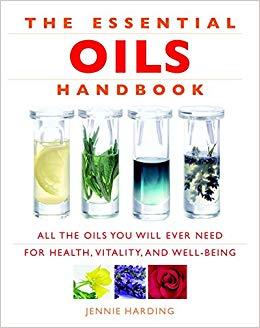The Essential Oils Handbook by Jennie Harding on Sale