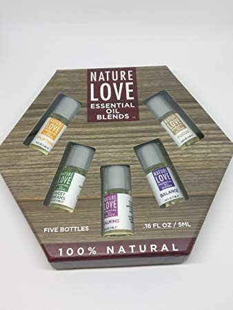 Nature Love Essential Oil Blends