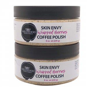 Coffee and Brown Sugar BODY SCRUB by Millwood Naturals