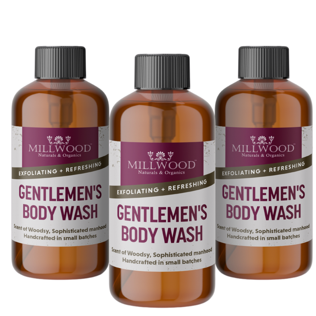 Men's Body Wash by Millwood Naturals